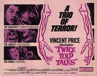 """Twice Told Tales movie poster - 17"""" x 11"""""""