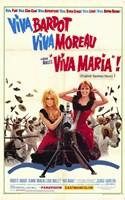 """Viva Maria - 11"""" x 17"""""""