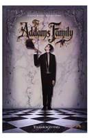 """The Addams Family - 11"""" x 17"""""""