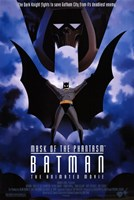 Batman: Mask of the Phantasm Wall Poster