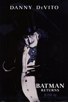 "Batman Returns Penguin - 11"" x 17"""