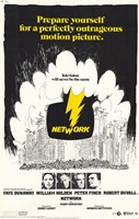 """Network Outrageous Motion Picture - 11"""" x 17"""""""