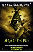 """Jeepers Creepers - 11"""" x 17"""""""