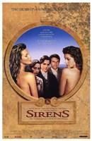 "Sirens Hugh Grant - 11"" x 17"""