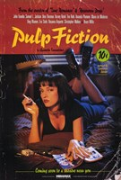 """Pulp Fiction Coming Soon - 11"""" x 17"""""""
