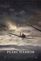 """Pearl Harbor Jet Fighter Planes - 11"""" x 17"""" - $15.49"""
