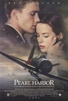 Pearl Harbor Ben Affleck Wall Poster