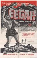 """Eegah - 11"""" x 17"""""""