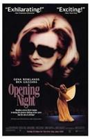 """Opening Night - 11"""" x 17"""""""