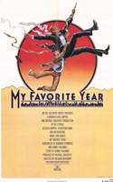 "My Favorite Year - 11"" x 17"""