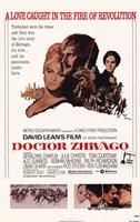 Doctor Zhivago Fine Art Print