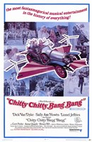 Chitty Chitty Bang Bang Wall Poster