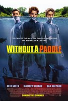 """Without a Paddle - 11"""" x 17"""""""