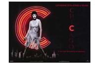"Chicago Velma Kelly - 17"" x 11"", FulcrumGallery.com brand"