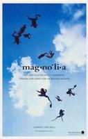 "Magnolia Falling Frogs - 11"" x 17"", FulcrumGallery.com brand"
