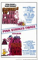 "Pink Panther Strikes Again-Revenge of Pi - 11"" x 17"" - $15.49"