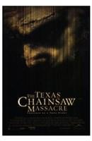 "The Texas Chainsaw Massacre Dark Face - 11"" x 17"", FulcrumGallery.com brand"
