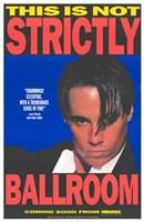 "Strictly Ballroom Scott Hastings - 11"" x 17"""