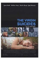 The Virgin Suicides (movie poster) Fine Art Print