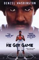"He Got Game - 11"" x 17"""