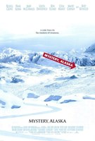 "Mystery Alaska Snowscape - 11"" x 17"""
