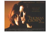 """The Thomas Crown Affair - horizontal - 17"""" x 11"""""""