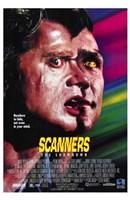 "Scanners: the Showdown - 11"" x 17"""