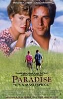 "Paradise Movie - 11"" x 17"""
