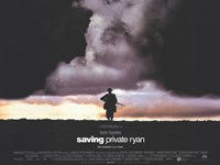 Saving Private Ryan - Horizontal Wall Poster