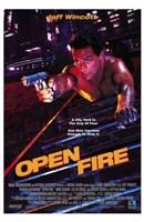 """Open Fire - 11"""" x 17"""""""