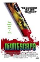 "Nightscare - 11"" x 17"" - $15.49"