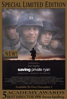 Saving Private Ryan - Faces Framed Print