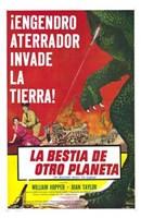 "20 Million Miles to Earth Spanish - 11"" x 17"", FulcrumGallery.com brand"