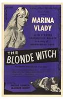 "Blonde Witch - 11"" x 17"""