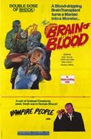 "Brain of Blood - 11"" x 17"" - $15.49"