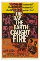 """Day the Earth Caught Fire - 11"""" x 17"""" - $15.49"""