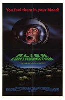"Alien Contamination - 11"" x 17"""