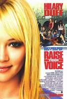 """Raise Your Voice - 11"""" x 17"""""""
