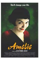 Amelie Wall Poster