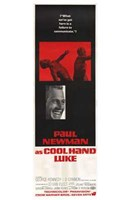 Cool Hand Luke Tall Wall Poster