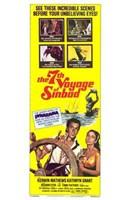 "The Seventh Voyage of Sinbad - 11"" x 17"" - $15.49"