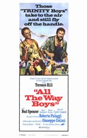 "All the Way Boys - 11"" x 17"""