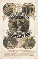 "Breakheart Pass Charles Bronson - 11"" x 17"""