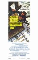 "Breakheart Pass Movie - 11"" x 17"""
