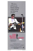 "The Buddy Holly Story Tall - 11"" x 17"""
