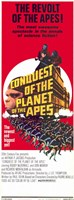 "Conquest of the Planet of the Apes Mcdowall And Murray - 11"" x 17"""