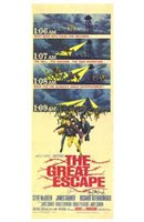 The Great Escape Times Wall Poster