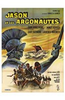 Jason and the Argonauts French Wall Poster