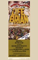 Monty Python's Life of Brian Film Wall Poster