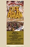 "Monty Python's Life of Brian Film - 11"" x 17"""
